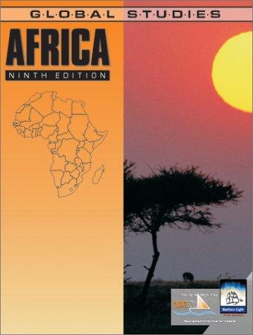 9780072433715: Global Studies: Africa, 9/E