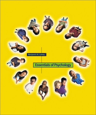 9780072434040: Essentials of Psychology