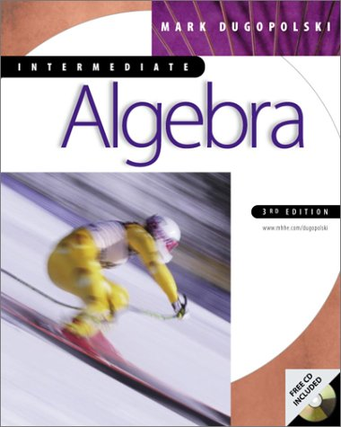 9780072435221: Intermediate Algebra