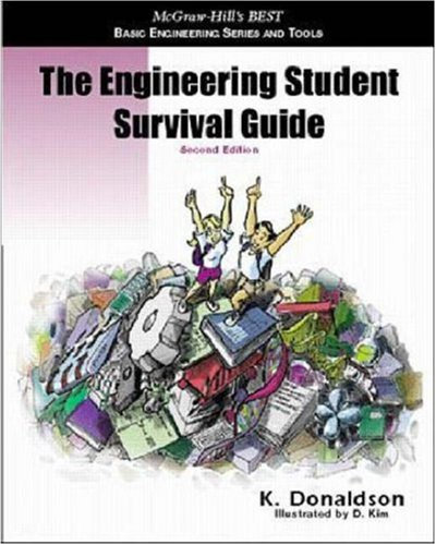 9780072436334: The Engineering Student Survival Guide (B.E.S.T. Series)