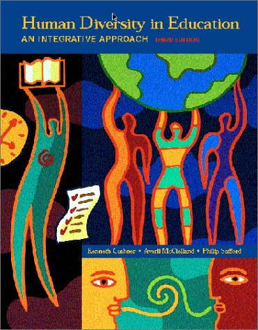 9780072437423: Human Diversity in Education: An Integrative Approach