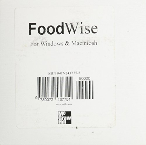 9780072437751: Food Wise CD-ROM
