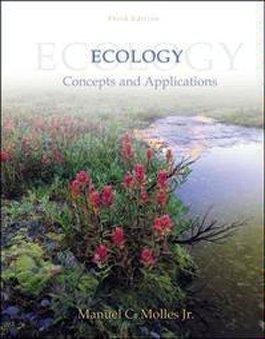 9780072439694: Ecology