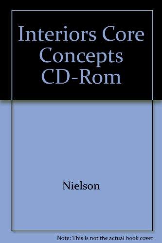 9780072441086: Interiors Core Concepts CD-ROM