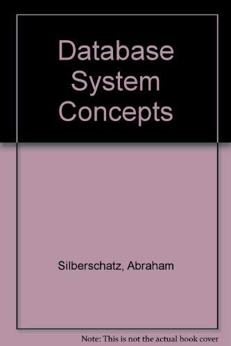 9780072441871: Database System Concepts