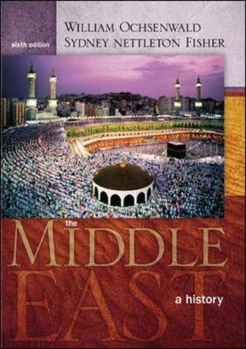 9780072442335: The Middle East: A History