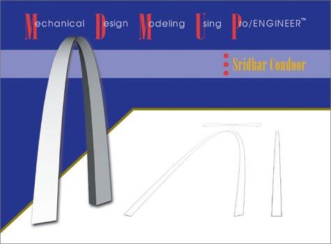 9780072443141: Mechanical Design Modeling Using Pro/Engineer