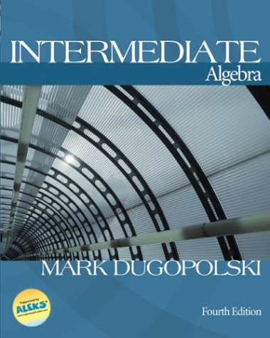 9780072443936: MP: Intermediate Algebra w/ OLC Bind-In Card
