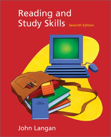 9780072445992: Reading and Study Skills (Langan, John, Langan Series.)