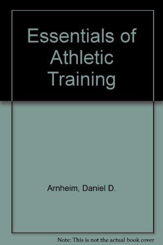 9780072448108: Essentials of Athletic Training