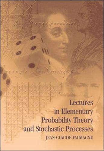 9780072448900: Lectures in Elementary Probability Theory and Stochastic Processes