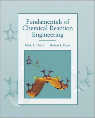 9780072450071: Fundamentals of Chemical Reaction Engineering (McGraw-Hill Chemical Engineering Series)