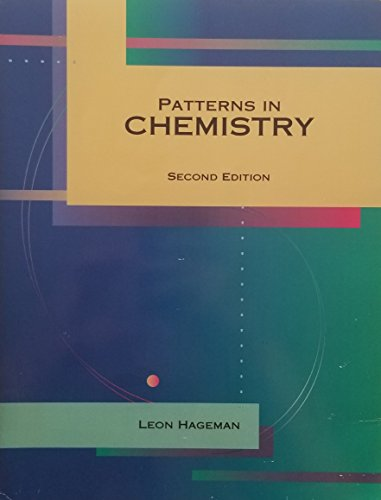 9780072450149: Patterns in Chemistry