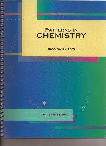 9780072450149: Patterns in Chemistry