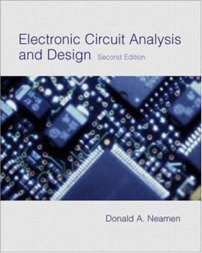 9780072451948: Electronic Circuit Analysis and Design