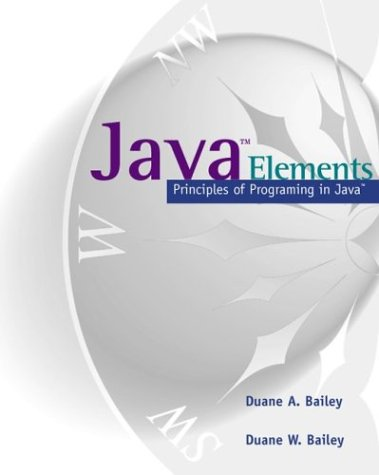 9780072453409: Java Elements