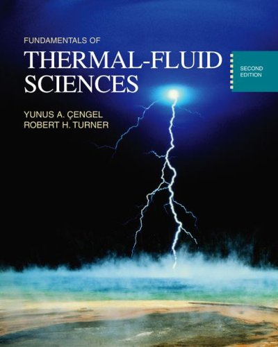 9780072454260: Fund Thermal-Fluid Sciences (McGraw-Hill Mechanical Engineering)