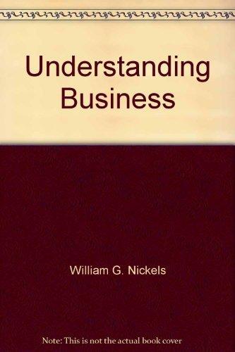9780072455786: Understanding business
