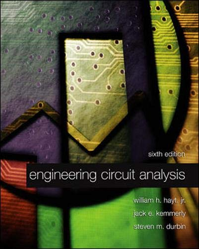 9780072456356: Engineering Circuit Analysis with CD-ROM