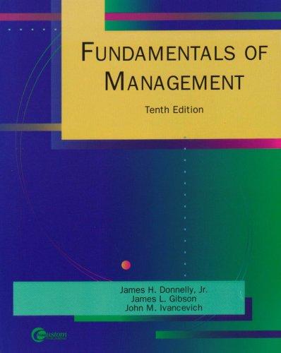 9780072457858: Fundamentals of Management (General Use)