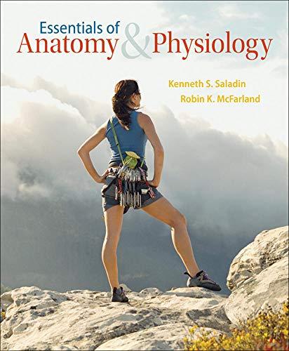 9780072458282: Essentials of Anatomy & Physiology (WCB Applied Biology)