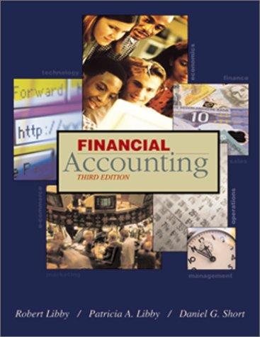 9780072458831: Financial Accounting