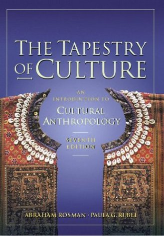 9780072460186: The Tapestry of Culture with Free PowerWeb: Cultural Anthropology