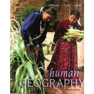 9780072460759: Human Geography