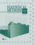 9780072461251: Statistical Methods, Volume 1