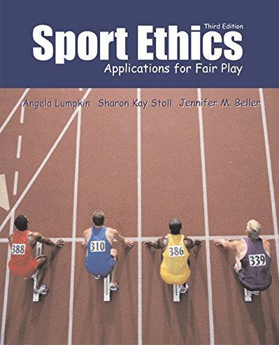 9780072462098: Sport Ethics: Applications for Fair Play