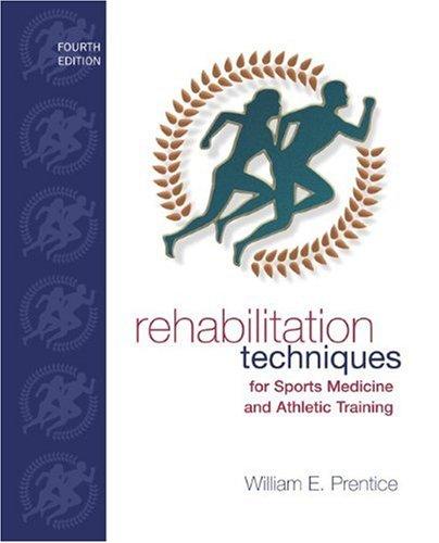 9780072462104: Rehabilitation Techniques in Sports Medicine