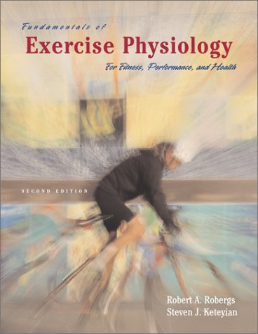 9780072462159: Fundamentals of Exercise Physiology for Fitness, Performance, and Health