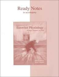 9780072462180: Ready Notes to Accompany Fundamentals of Exercise Physiology