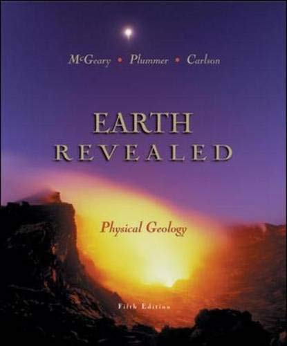 9780072463279: Physical Geology: Earth Revealed