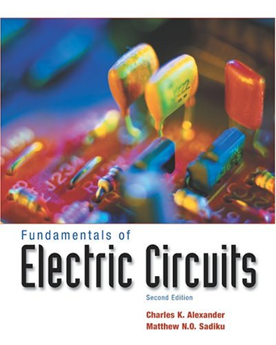 9780072463316: Fundamentals of Electric Circuits, 2nd Edition