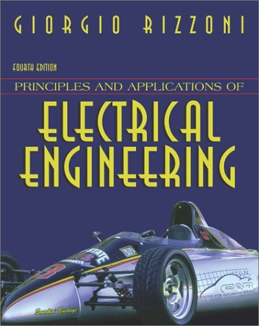9780072463477: Principles and Applications of Electrical Engineering
