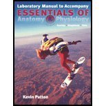 9780072464313: Laboratory Manual to accompany Essentials of Anatomy and Physiology