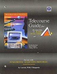 Student Telecourse Guide, Volume 1, Chapters 1-13: Kermit D. Larson,