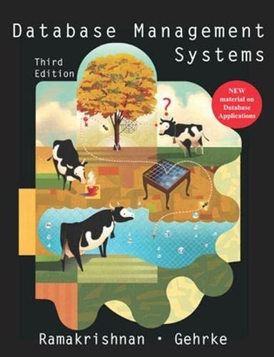 9780072465631: Database Management Systems, 3rd Edition (Irwin Computer Science)