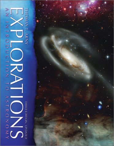 9780072465709: Explorations: An Introduction to Astronomy
