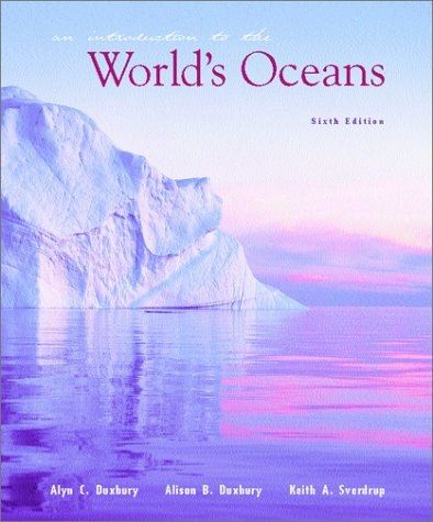 9780072466935: Introduction to the World's Oceans With E-Text and Ready Notes
