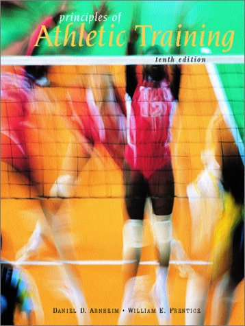 9780072467079: Principles of Athletic Training with Ready Notes and PowerWeb: HHP