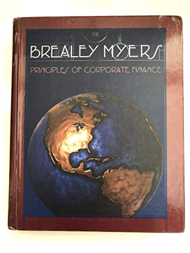 9780072467666: Principles of Corporate Finance (McGraw-Hill/Irwin Series in Finance, Insurance, and Real Est)