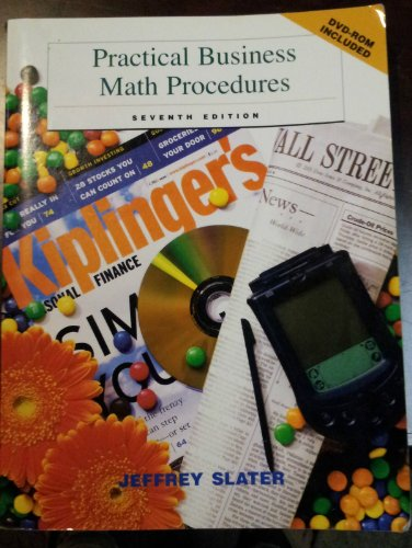 9780072468564: Practical Business Math Procedures