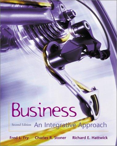9780072469714: Business: An Integrative Framework with Power Web