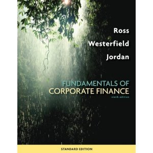 9780072469912: Testbank to Accompany Fundamentals of Corporate Finance