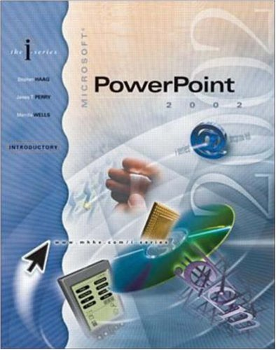 9780072470369: I-Series: MS PowerPoint 2002, Introductory
