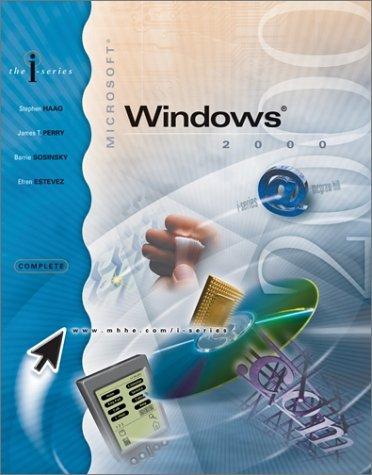 9780072470376: I-Series: MS Windows 2000, Complete