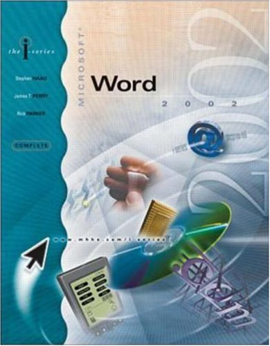 9780072470383: I-Series: MS Word 2002, Complete