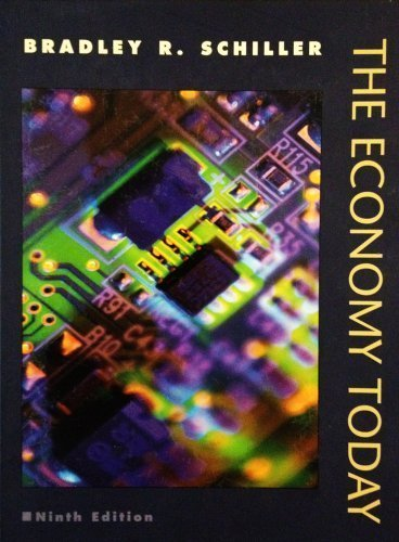 9780072471120: The Economy Today (Ninth Edition)